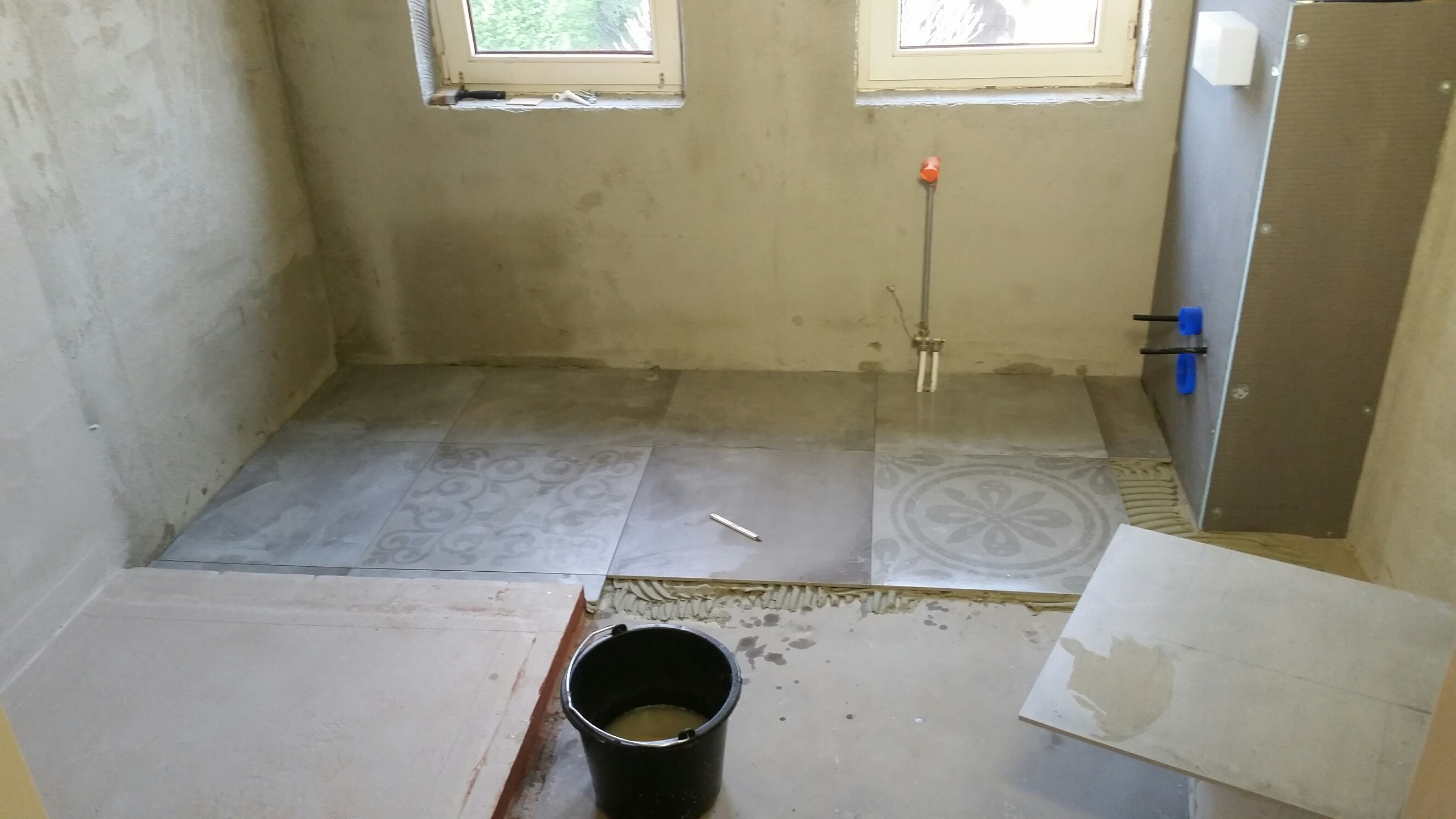 totale badkamer renoveren in Breskens – Klusbedrijf Styn Vandepitte